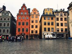 Gamla stan stockholm sweden what to know