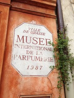 Perfume Museum, Cannes, France