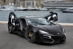 "Luxury ""Lykan"" Hypersport - At 'only' $3.4 Million - And as of last month, There are only 7 left which remain..."