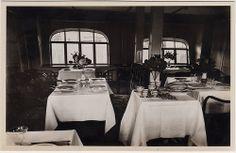 Zeppelin Dining Room