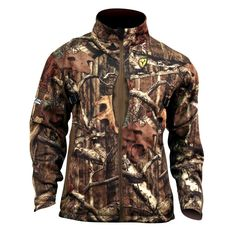 Scent Blocker Super Freak Camo Hunting Jacket
