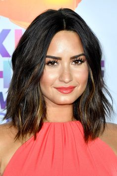 Demi Lovato introduces a Bold New Fashion Concept at the Kids' Choice Awards   Tom + Lorenzo