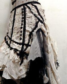 Gothic Misha Skirt