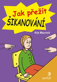 Jak přežít šikanování Portal, Comic Books, Comics, Cover, Cartoons, Cartoons, Comic, Comic Book, Comics And Cartoons