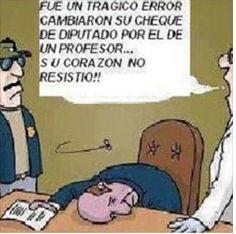 sueldo ministro vs profesor