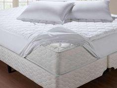 Protetor de Colchão King Size 193x203cm - Artex Sleep Care com as melhores condições você encontra no Magazine Shoppingluar. Confira!