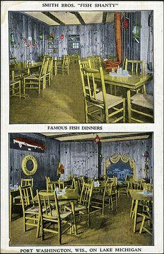 postcard - Fish Shanty