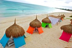 Al Cielo Hotel is a beachfront petit hotel situated on the peaceful Xpu-Ha Beach, in Mexico's Riviera Maya.