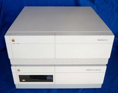 Apple Delphi Prototype Multiserver Set - Server and Backup Unit