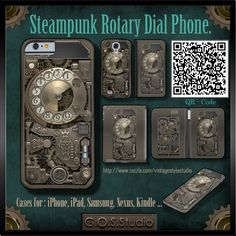 Amazing Phone Cases for: iPhone 6, iPhone 5/5S, iPhone 5C, iPhone 4, iPhone 3G/3GS, iPad Air, iPad mini, iPad, iPod Touch 5g, iPod Touch, Samsung Galaxy S6, Samsung Galaxy S5, Samsung Galaxy S4, Samsung Galaxy Note 4, Samsung Galaxy S3, Kindle,  Kindle 4/Touch. ★  #Steampunk #Samsung #iphone #Cases #S6 #ipad #samsunggalaxys  #victorian #phonecases #accessories #gosstudio
