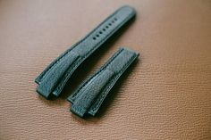 Your place to buy and sell all things handmade Diy Leather Craft Tools, Leather Projects, Oris Aquis, Leather Watch Bands, Leather Working, At Least, Creations, Watches, Watch Straps