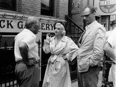 Arthur Miller writes to George Cukor, of wife Marilyn Monroe