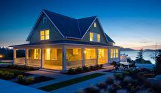 Reid Harbor Homes, San Juan Passage Harborside Series