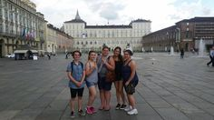 Jess & Isaac in Turin Turin, Louvre, Building, Travel, Viajes, Buildings, Destinations, Traveling, Trips