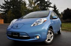 This 2014 Nissan Leaf Range Is Equipped With Wireless Inductive Charging  Which Can Produce 3 And