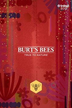Burt's Bees Lip Shimmers deliver moisture and luminescent color. From reds and plums to pinks and corals, they're the holiday party companion. Tap the pin to see the trend!