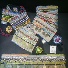 Cinturon tribal