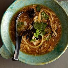 How to Make Hot and Sour Soup