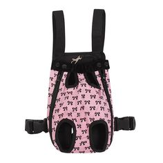 FakeFace Pet Cat Dog Travel Front Carrier Bag Backpack Comfortable Pet Legs Out for Pet Up To 10lb ** See this great image  : Dog carrier