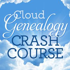 Curious about Cloud Genealogy?