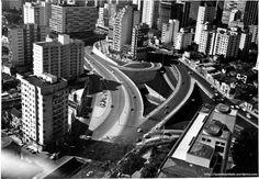 Encontro das avenidas Paulista, Consolação, Dr. Arnaldo e Rebouças