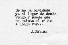 Joaquin Sabina / ciudad Sabina