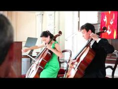 A Thousand Years for two cellos