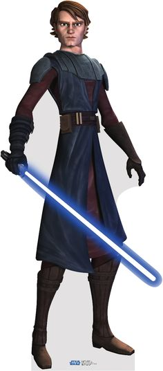 I admit I think the cartoon Anakin is more awesome than the real one. He's so much more mature in the Clone Wars.