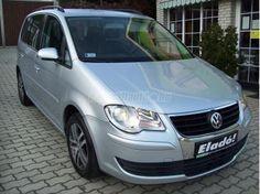 VOLKSWAGEN TOURAN 1.9 PD TDi Trendline Facelift!-Tempomat!-Digitklíma Volkswagen Touran, Car, Vehicles, Automobile, Autos, Cars, Vehicle, Tools