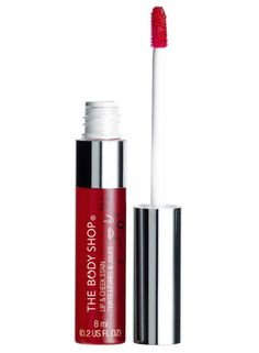 I took me a few tries before figuring out how to use this product effectively.  I love it now!  I put it on as a base and then apply a moisturizing lipstick over it.  The results are that even once my lipstick has worn off, my lips still have some color to them because of this lip tint.