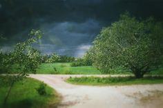 myrsky / approaching storm