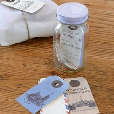 These cute bottled Gift Tags are the perfect addition to any gift. Available in a Travel theme (great for going away presents). Each bottle contains 10 tags Going Away Presents, Natural Lifestyle, Travel Themes, Glass Bottles, Body Care, Gift Tags, Mason Jars, Forget, Stationery