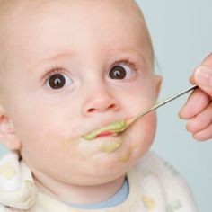 Best First Foods to Feed Your Baby...or a way for Nana to stay updated on the latest findings :)