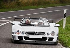 Mercedes CLK GTR AMG Roadster ❤ www.healthylivingmd.vemma.com ❤