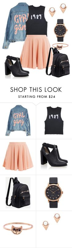 """""""Sans titre #4426"""" by kina-ashley ❤ liked on Polyvore featuring High Heels Suicide, Paul & Joe Sister, Senso, Marc Jacobs, Yayoi Forest and CAM"""