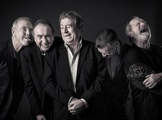 LOVE this shot of the Pythons, I think it sums up their camaraderie and friendship! @EricIdle