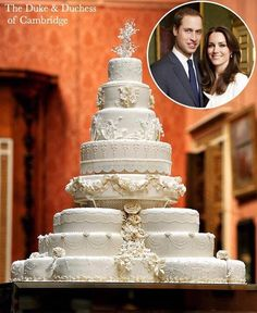 British Royal Family on Royal Wedding Cakes Which is your favourite - Credit tagged; Different Wedding Cakes, Types Of Wedding Cakes, Royal Cakes, Extravagant Wedding Cakes, Amazing Wedding Cakes, Royal Brides, Royal Weddings, British Wedding Cakes, Royal Wedding Cakes