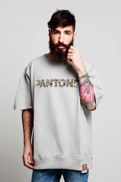 Lookbook #PANTONE Colorwear x Flavio Melchiorre à découvrir on Trends P.