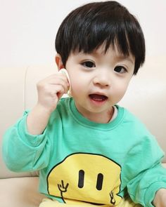 Cute Asian Babies, Korean Babies, Asian Kids, Cute Babies, Cute Baby Boy, Lil Baby, Baby Love, Our Kids, My Children