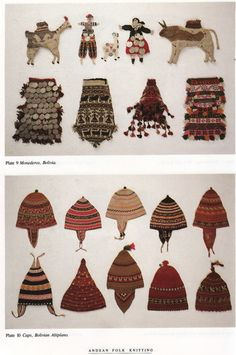Free to download e-book Andean Folk Knitting: Traditions and Techniques from Peru and Bolivia by Cynthia Gravelle LeCoun