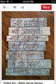 Nice Inspirational Quote for home decor
