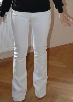 Kaufe meinen Artikel bei #Kleiderkreisel http://www.kleiderkreisel.de/damenmode/jeans/127211940-miss-sixty-extra-low-ty-weisse-jeans-w28l34