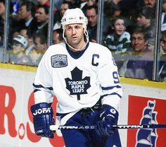 Doug Gilmour   Toronto Maple Leafs   NHL   Hockey