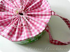 Kuchen-Transporter-Tasche / Kuchenhülle