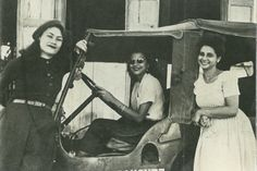 The Mirabal sisters | Does your baby possess uncommon courage? Does your baby fill your uterus with equal parts bravery and righteousness? Then name your daughter for Patria, Minerva, or María Teresa Mirabal – Dominican sisters who boldly opposed the dictatorship of Rafael Trujillo in the 1950s. The three sisters, along with their husbands, participated in constant underground political actions against Trujillo's regime [...] || 14 Badass Historical Women To Name Your Daughters After