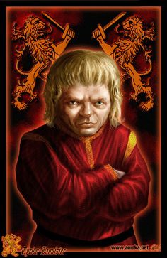 Tyrion Lannister by Amok by Xtreme1992.deviantart.com on @deviantART
