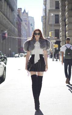 NYFW Style Recap // VENZEDITS #NYFW #ltkxnyfw #NYFWstyle #streetstyle #AmberVenzBox #style #fashion #styleblogger #fashionblogger #NewYork #fashionweek