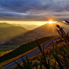Sonnenuntergang – Bild des Monats im Juli 2020 Wilder Kaiser, Celestial, Mountains, Sunset, Nature, Blog, Gadgets, Travel, Outdoor