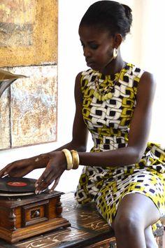 Edlam Dress #kitenge #africa #dress #africanfashion #fashion #nairobi #africandress #kenya
