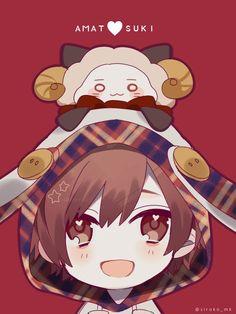 Cute Anime Pics, Cute Anime Boy, Anime Guys, Fanarts Anime, Anime Manga, Anime Art, Kawaii Chibi, Cute Chibi, Vocaloid